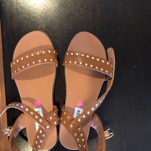 Steve Madden Shoes - Steve Madden girls studded sandals